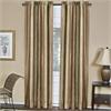 Ombre Window Curtain Panel 50x63 - Earth