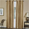 Achim Ombre Window Curtain Panel 50x63 - Sandstone