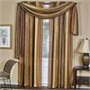 Achim Ombre Window Curtain Scarf 50x144 - Autumn