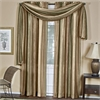 Ombre Window Curtain Scarf 50x144 - Earth