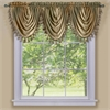 Ombre Waterfall Valance - Earth