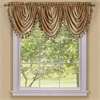 Ombre Waterfall Valance - Sandstone
