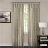 Windsor Pinch Pleat Window Curtain Panel 34x84