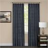 Achim Windsor Pinch Pleat Window Curtain Panel 34x63