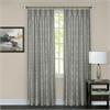 Achim Windsor Pinch Pleat Window Curtain Panel 34x84