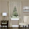 Achim Trellis - 5 Piece Window Curtain Set - 55x84 - Tan
