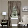 Trellis - 5 Piece Window Curtain Set - 55x84 - Toffee