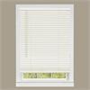 """Achim Cordless GII Deluxe Sundown 1"""" Room Darkening Mini Blind 39x64 - Alabaster"""
