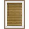 "Achim Luna 2"" Vinyl Venetian Blind with 2 in. Valance 31x64 - Woodtone"