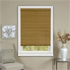 "Achim Cordless Luna 2"" Vinyl Venetian Blind with 2 in. Valance 30x64 - Woodtone"