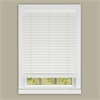 "Achim Cordless Madera Falsa 2"" Faux Wood Plantation Blind 33x64 - White"