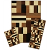 Achim Capri 3 Piece Rug Set - Contempo