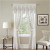 Achim Fairfield 5 Piece Window Curtain Set - 55x84 - White