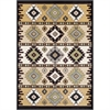 Ferrera Collection Area Rug - Mayan