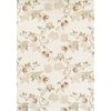 Ferrera Collection Area Rug - Lily (Tan)