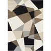 Ferrera Collection Area Rug - Geometric