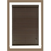 "Achim Madera Falsa 2"" Faux Wood Plantation Blind 39x64 - Mahogany"