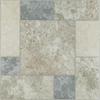 Nexus Marble Blocks 12x12 Self Adhesive Vinyl Floor Tile - 20 Tiles/20 sq Ft.