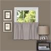 Sydney 58x36 Window Curtain Tier Pair - Linen