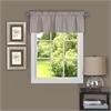 Achim Sydney 58x14 Window Curtain Valance - Linen