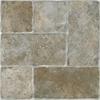 Achim Sterling Cottage Stone 12x12 Self Adhesive Vinyl Floor Tile - 20 Tiles/20 sq Ft.
