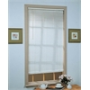 "Achim Deluxe Sundown 1"" Room Darkening Mini Blind 36x64  - White"