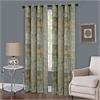 Achim Vogue Grommet Window Curtain Panel 50x63 - Blue