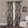 Achim Vogue Grommet Window Curtain Panel 50x63 - Brown