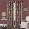 Achim Vogue Grommet Window Curtain Panel 50x84 - Marsala