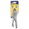 "IRWIN Original Curved-Jaw/Cutter Locking Pliers, 7"" Tool Length, 1 1/2"" Jaw Capacity"