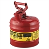 Safety Can, Type I, 2gal, Red
