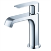 Fresca Tusciano Single Hole Mount Bathroom Vanity Faucet - Chrome