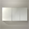 "60"" Wide Bathroom Medicine Cabinet w/ Mirrors"