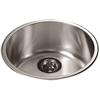3235 Top Mount Round Single Bowl Bar Sink