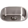Dawn® 3238 Undermount Single Bowl Bar Sink