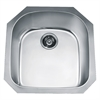 ASU101 Undermount Single Bowl Sink