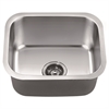 Dawn® ASU102 Undermount Single Bowl Sink
