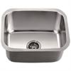 Dawn® ASU103 Undermount Single Bowl Sink