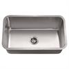 Dawn® ASU106 Undermount Single Bowl Sink