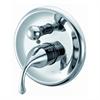 D2230801C Pressure Balancing Diverter Valve Trim