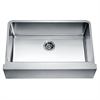 Dawn® DAF3320 Undermount Single Bowl with Straight Apron Front Sink