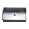 DSQ2816 Undermount Single Bowl Square Sink