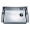 DSU2517 Undermount Single Bowl Sink with Rear Corner Drain