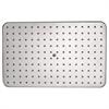 Dawn® HSS370100 Single Function Rectangle Rain Showerhead, Chrome