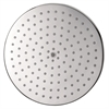 "Dawn® RSS240100-10 Single Function 10"" Round Rain Showerhead, Chrome"