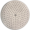 "Dawn® RSS240400-10 Single Function 10"" Round Rain Showerhead, Brushed Nickel"