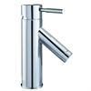 Dawn® AB33 1031C Single-lever lavatory faucet, Chrome (Standard pull-up drain with lift rod D90 0010C included)