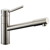 Dawn® AB33 3241BN Single-lever Pull-out kitchen faucet, Brushed Nickel