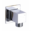 WCA050100 Wall Mount Supply Elbow (Square)