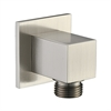 WCA050400 Wall Mount Supply Elbow (Square)